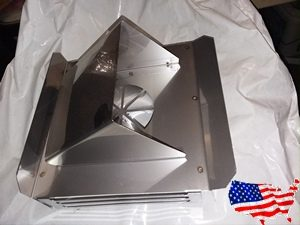 Stainless Steel Exhaust Vent Cap