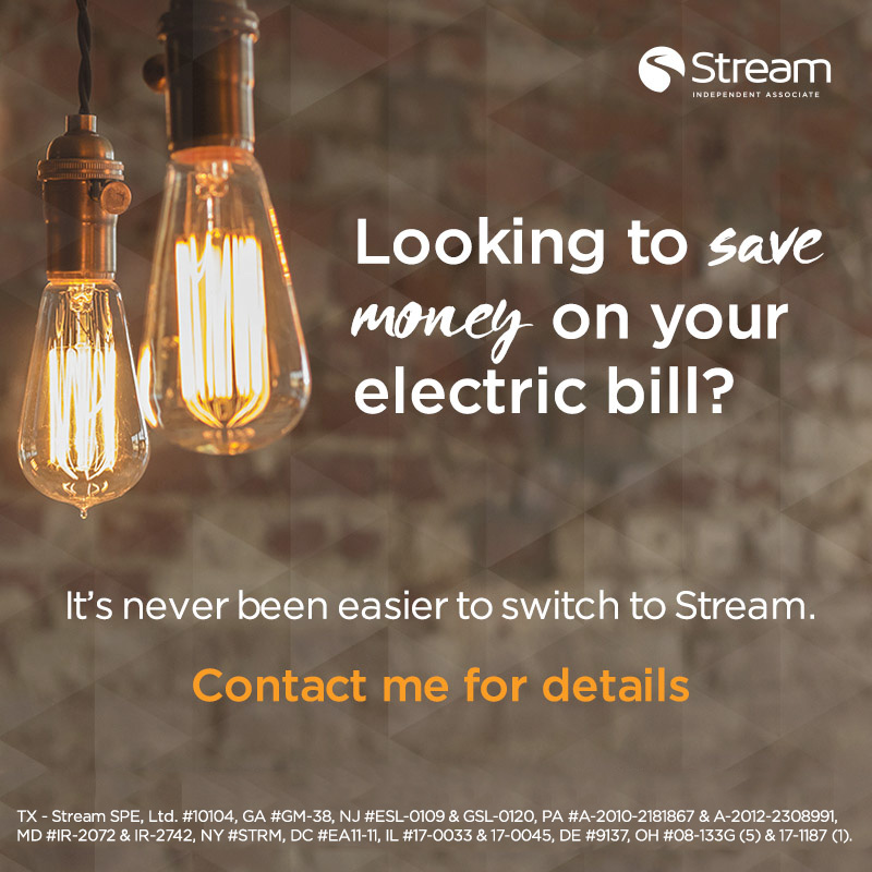 Exciting New Offer: Electricity and Natural Gas Service in Select States